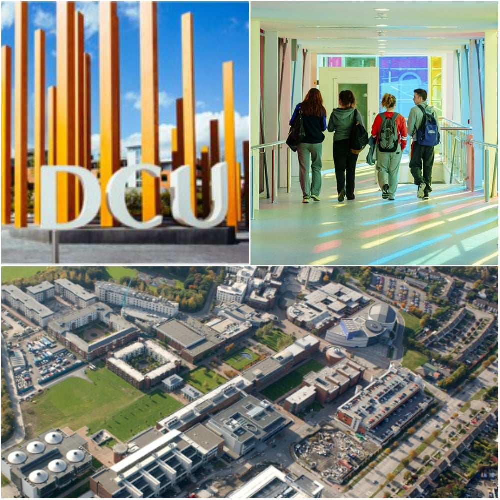 4. Dublin City University (DCU)