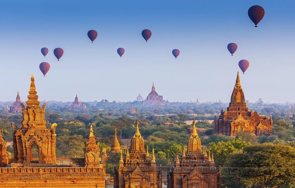 7. Myanmar