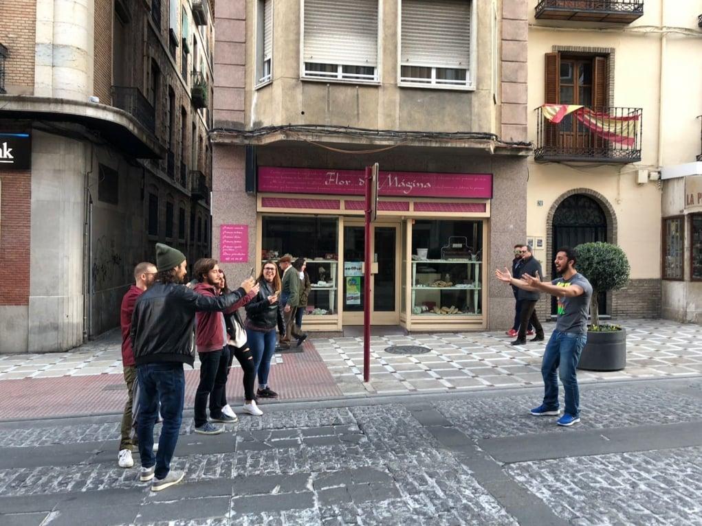 4. Erasmus'ta etkinlik gruplarınız olur.