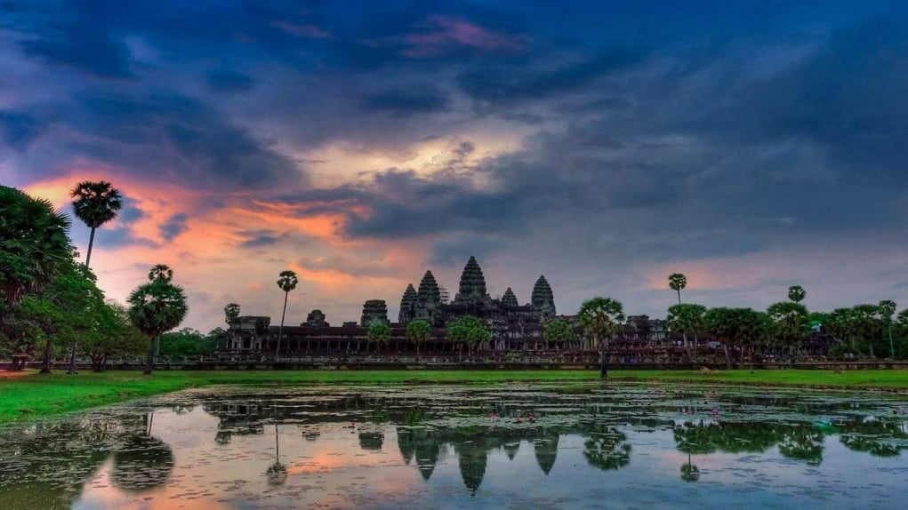 3. Kamboçya