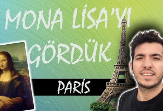 Paris Gezi Rehberi – 1