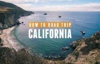 Kaliforniya'da Ucuz ve İyi Bir Yol Gezisi Yapmanın Tüyoları