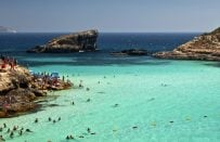 Malta'da Gidebileceğiniz En Güzel 5 Kumsal