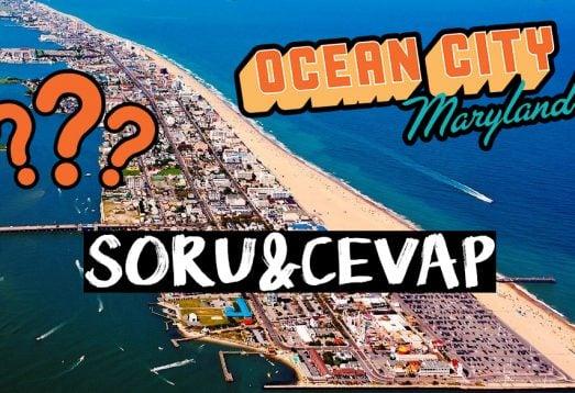 Ocean City'de Work and Travel Yapan Öğrenci ile Soru-Cevap