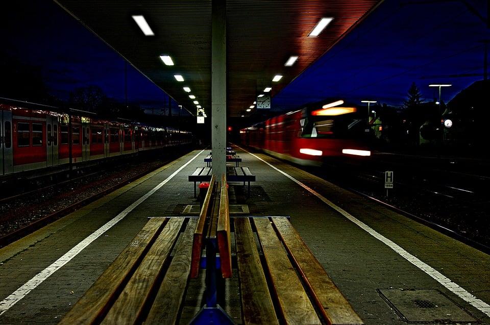 19. Gece trenleri!
