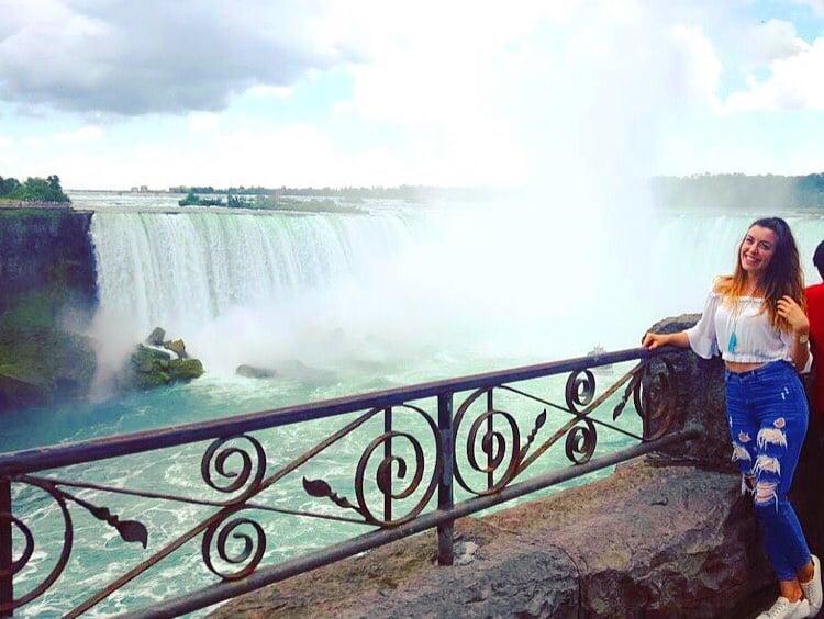 15. Dünya harikası olan Niagara Şelalesi