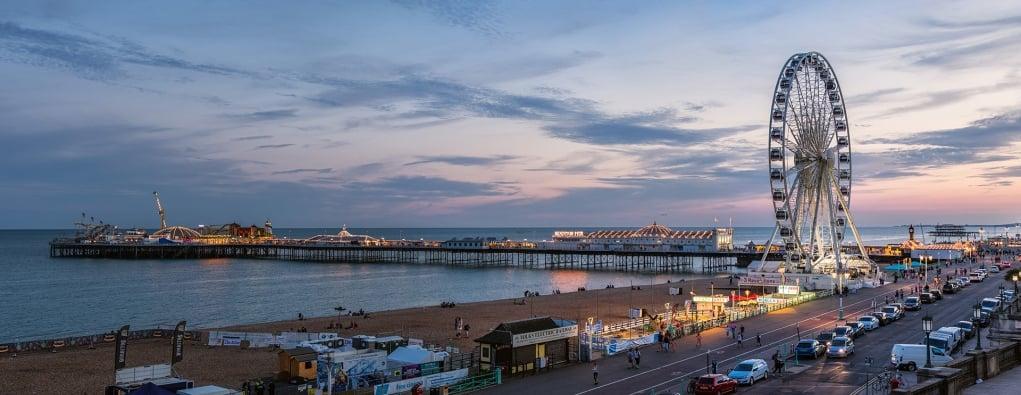 7. İngiltere'de gideceğiniz her bölge denize 70 milden (113 km) daha uzak değildir.