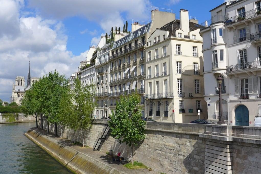 2. Quai d'Orléans - Paris, Fransa