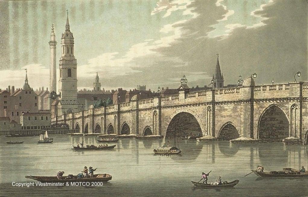 8. Londra daha önceden Londonium, Ludenwic ve Ludenburg isimleriyle anılmıştır.
