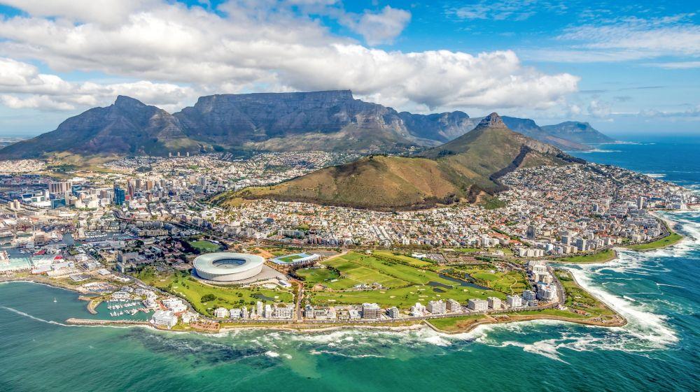 3. Güney Afrika