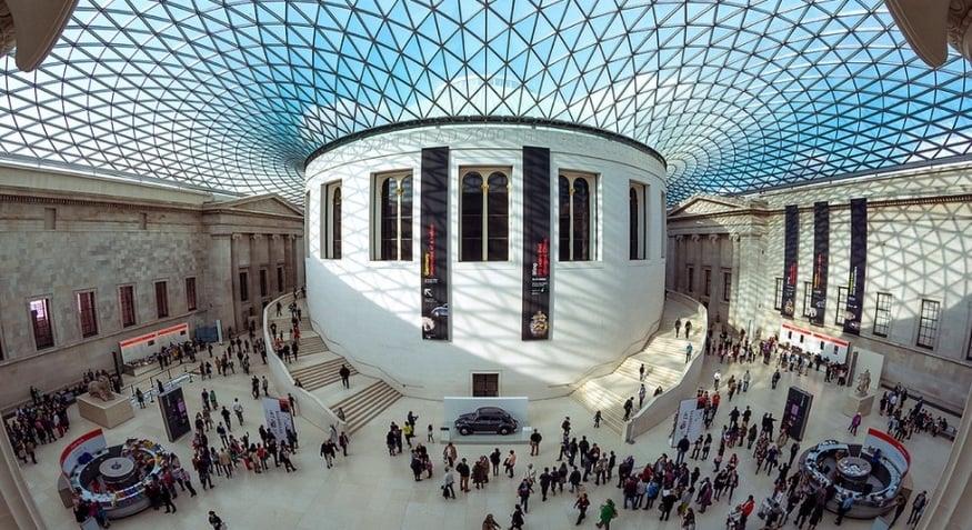 6. Londra'da 170'ten fazla müze vardır.