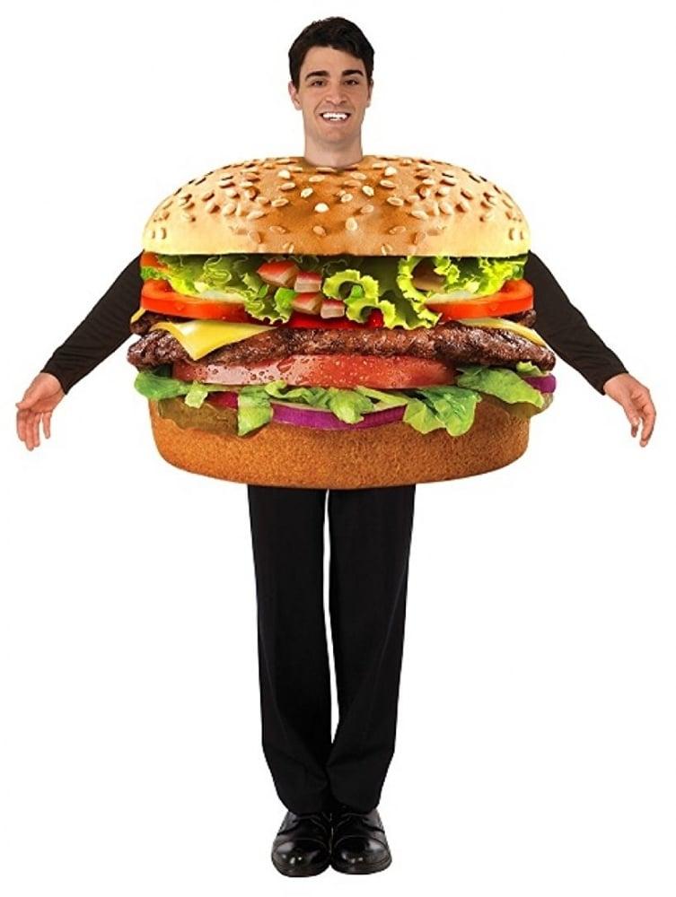 4. Burger mı? Bir daha asla!