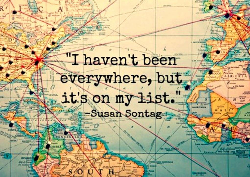 5. Her fırsatta yurtdışına çıkmak isteyeceksiniz...