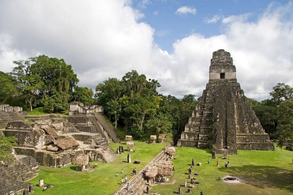 6. Tikal - Guatemala