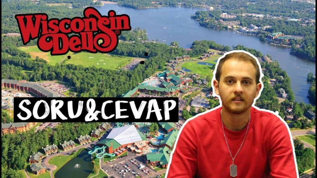 Wisconsin Dells'de Work and Travel Yapan Öğrenci ile Soru-Cevap