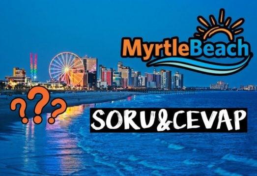 Myrtle Beach'te Work and Travel Yapan Öğrenci ile Soru-Cevap