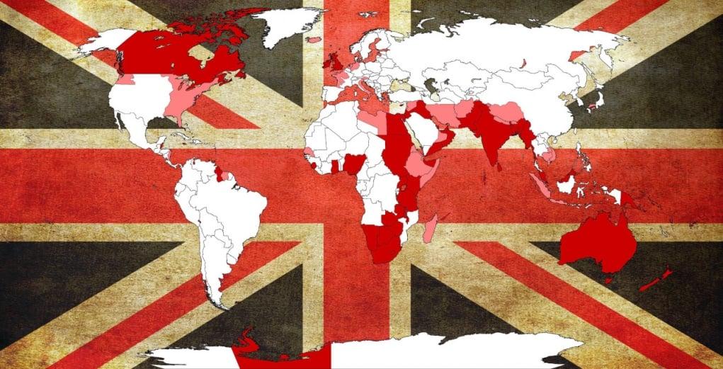 11. Britanya İmparatorluğu bir zamanlar Afrika kıtasından daha büyüktü ve büyüklüğü Ay ile kıyaslanabiliyordu.