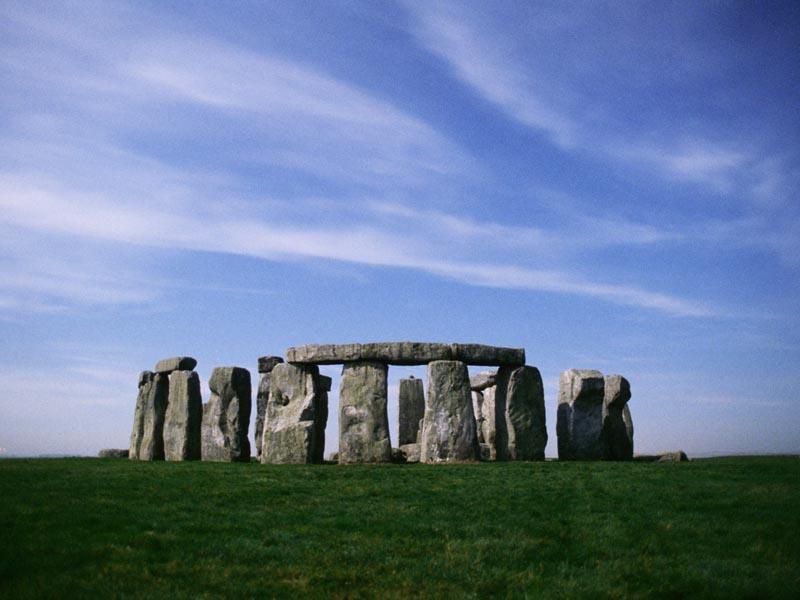 5. Stonehenge -  Salisbury, İngiltere