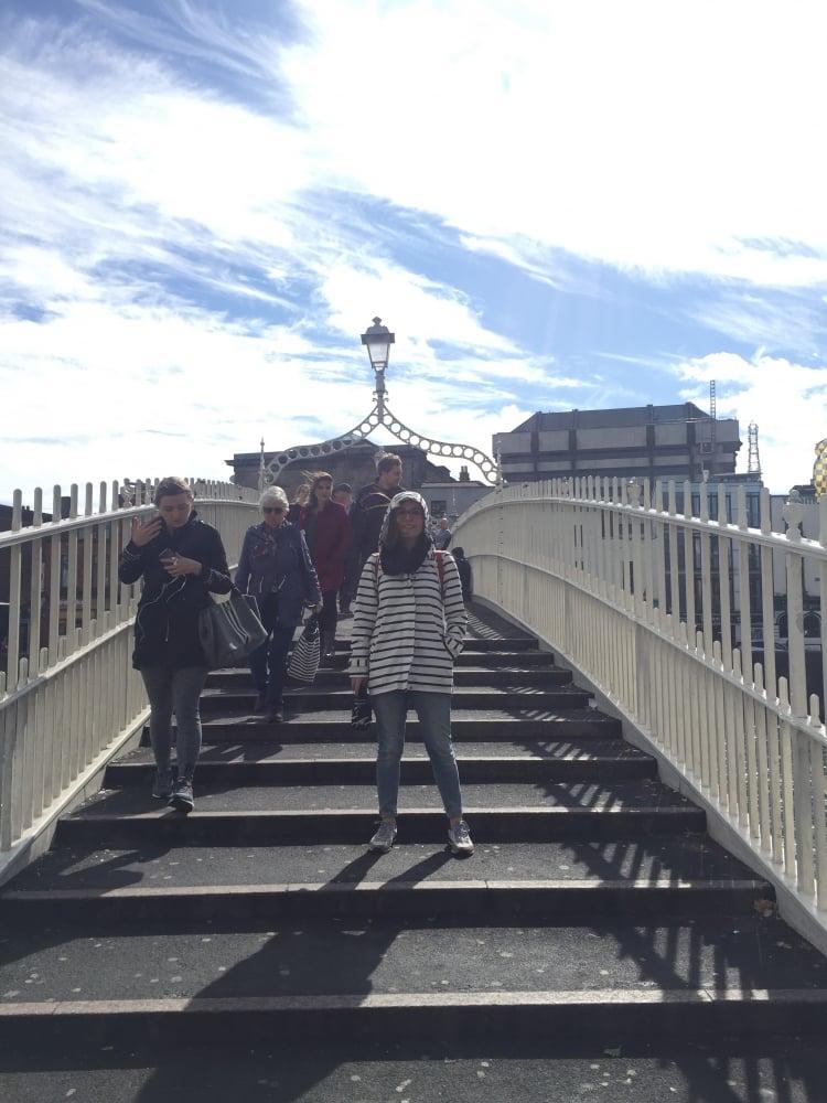 10. Dublin'de 1 ay dil okulu yetti mi dersiniz?