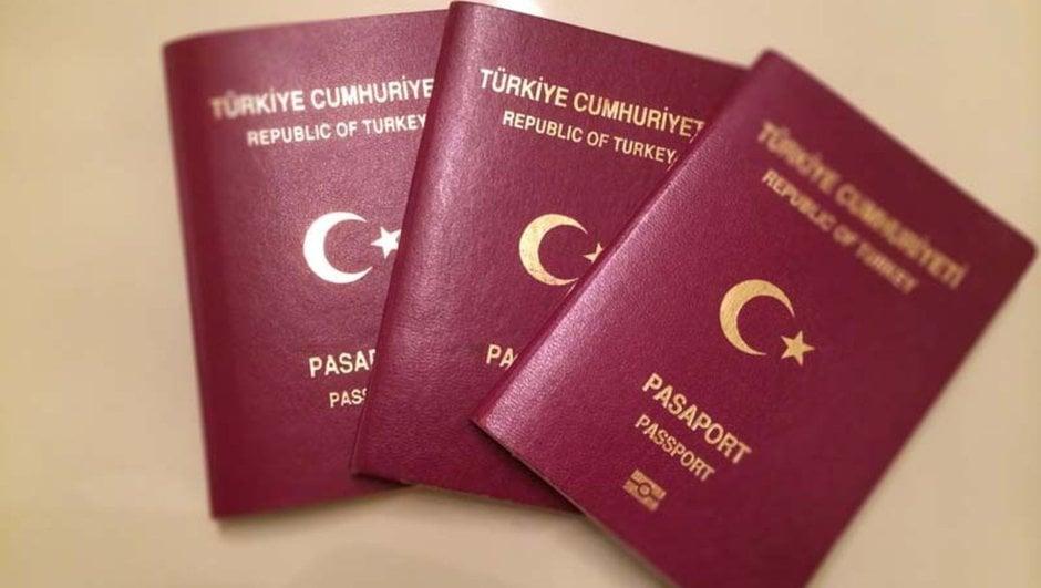 2020 Yılı Pasaport Harç ve Cüzdan Bedelleri