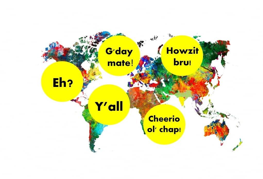 3. İngilizce, Kanada aksanı ile çok daha anlaşılır düzeydedir.