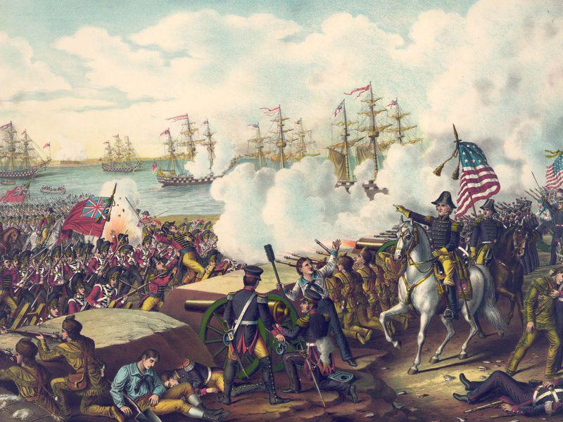 7. Amerikalılar 1775 ve 1812 yıllarında Kanada'yı iki defa işgal etmeye çalışmış ikisinde de yenilmiştir.