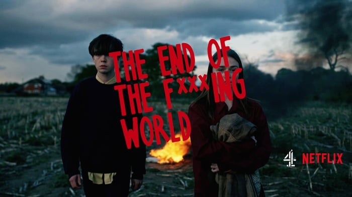 7. End of the F**king World