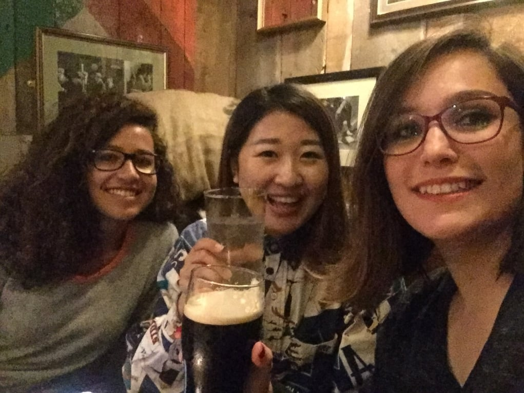 8. Peki eğlence nasıl Dublin'de?