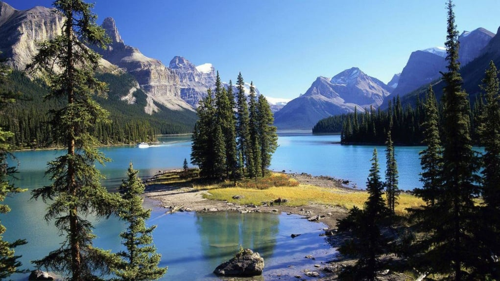 9. Kanada, dünyanın en çok göle sahip ülkesidir.