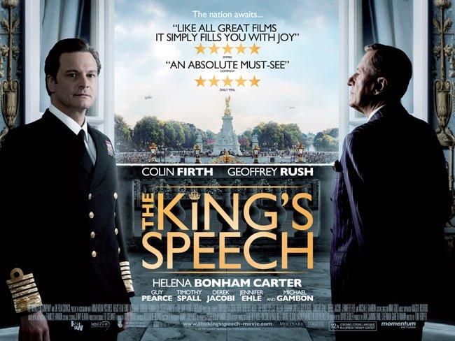 2. The King's Speech