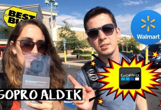 Best Buy'dan GoPro Aldık | Walmart Alışverişimiz | Work and Travel