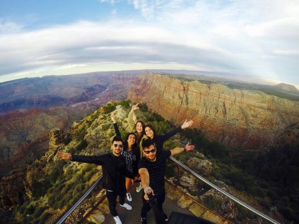 12. Vegas'a kadar gitmişken Grand Canyon'a gitmeden olmaz tabi.