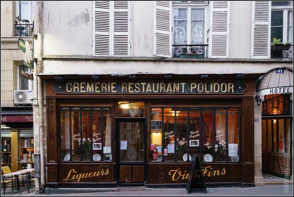4. Crémerie Restaurant Polidor