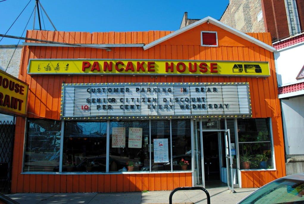 6. Golden House Restaurant & Pancake