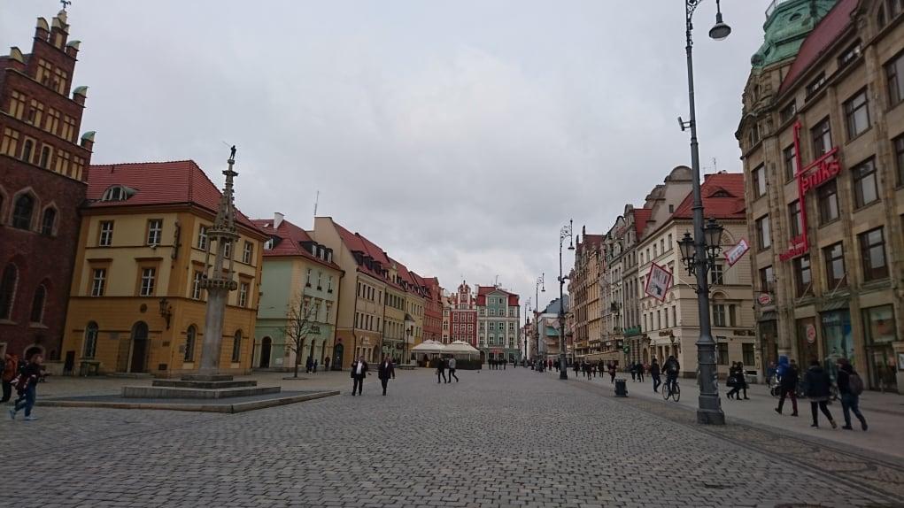 4. Wroclaw