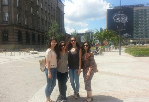 6 Ay Polonya'da Erasmus Yaptığım Şehir: Katowice
