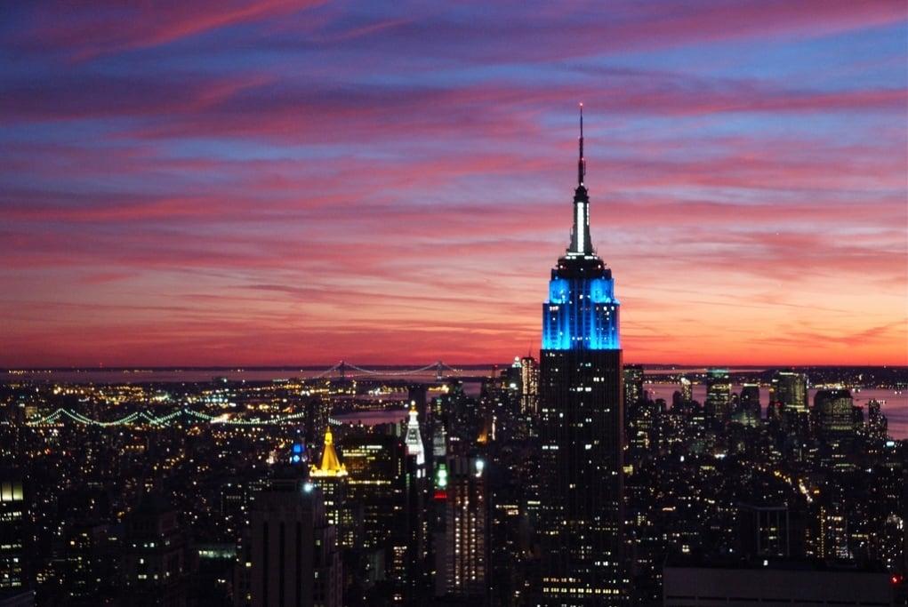 1. Empire State Binası'na çıkmak için saatler harcamayın!