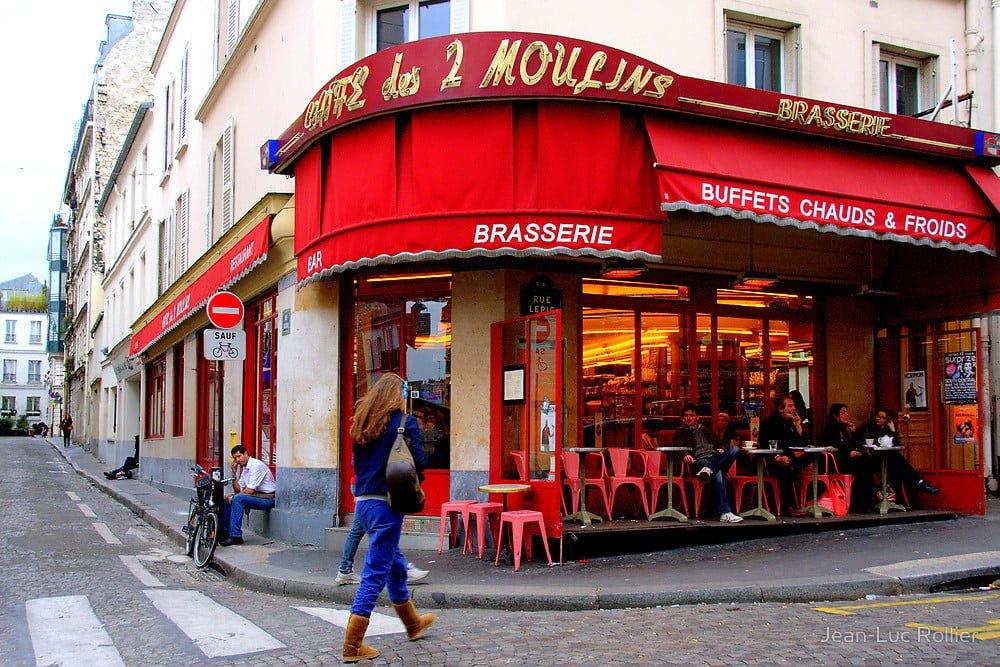 3. Café des Deux Moulins