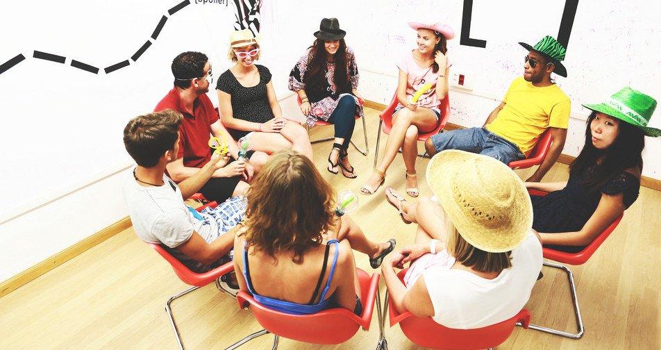 10. İspanyolca'yı dil okulunda Erasmus'tan çok daha hızlı öğrendim.