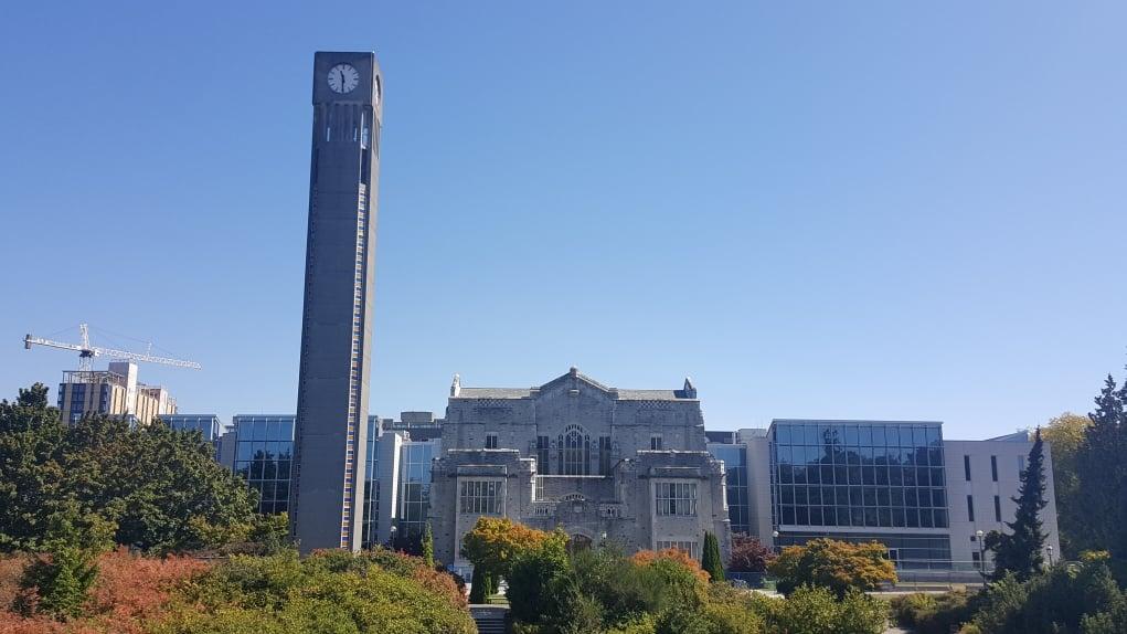 6. Vancouver şehir merkezi de çok güzel.