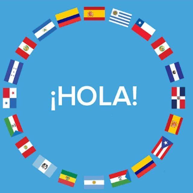 1. İspanyolca, dünyada en çok konuşulan 2. dildir.