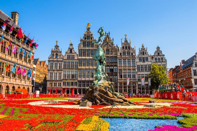 9. Belçika