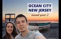 Ocean City, New Jersey Work and Travel Yapmak için İdeal mi?