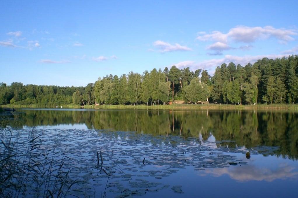 4. Nehirler bütün güzelliği ile size selam verecek!