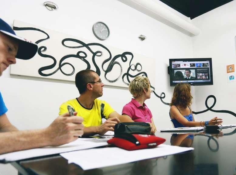 5. İspanyolca öğrenmeniz için benim önerim Valensiya'daki Taronja dil okuludur. Neden mi?