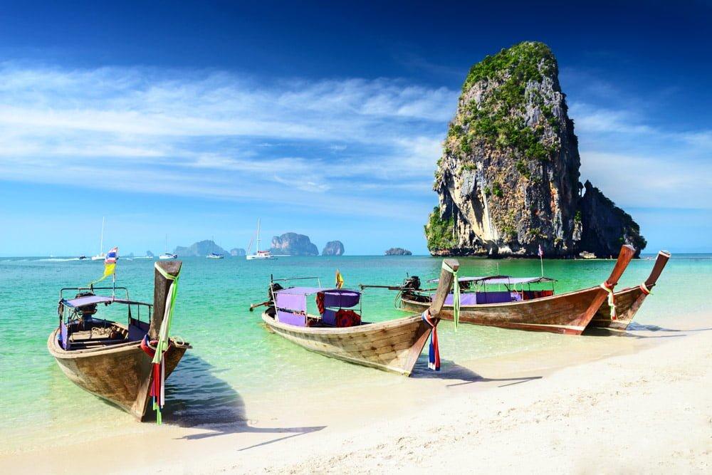 11. Phra Nang Beach, Tayland