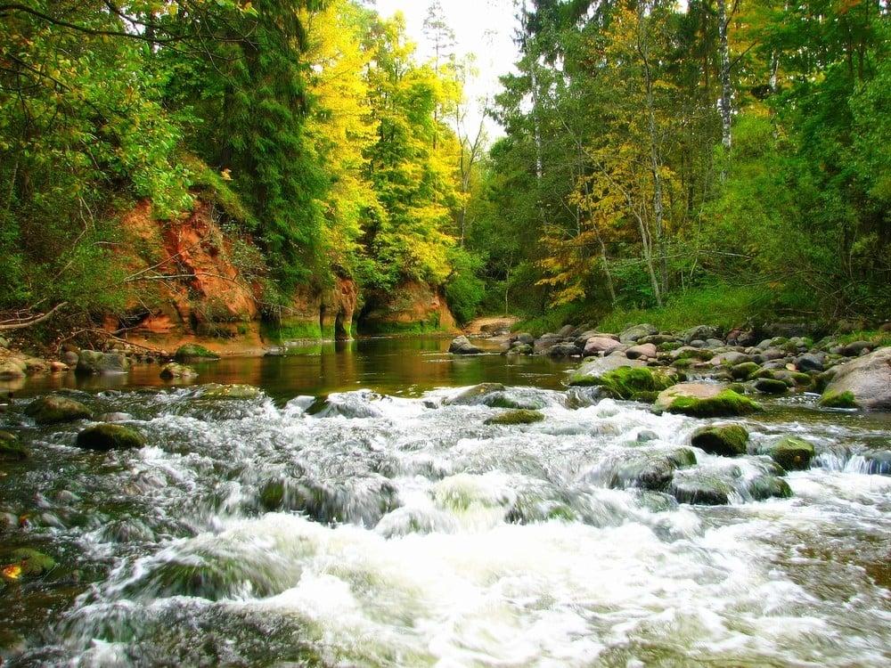 10. Letonya doğasına hayran kalacaksınız.