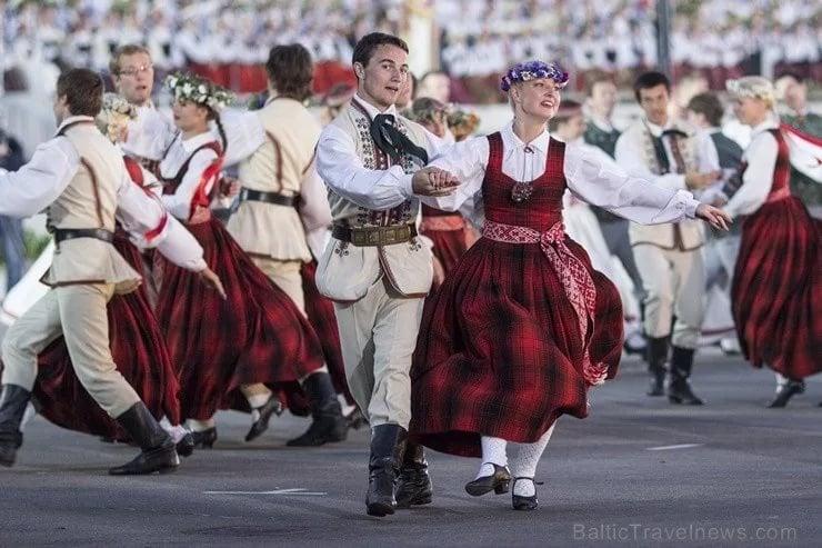 13. Festival severler Letonya'ya akın ediyor.