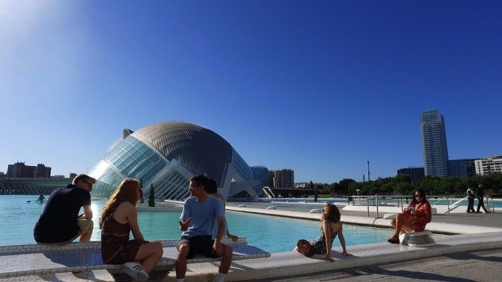 1. Valensiya, İspanya'nın en yaşanılabilir şehirlerinden biridir.