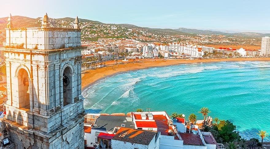 4. Valensiya'da deniz olması şehri iki kat güzelleştiriyor!